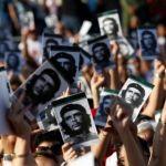 """Cuba homenajea al """"Che"""" Guevara con concierto"""