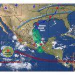 Se mantiene cielo nublado dispersos, con día ligeramente cálido en el estado de Guanajuato