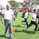 """La Tota"" Carbajal da Clínica Deportiva en Abasolo"