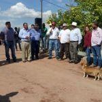 Más comunidades beneficiadas con mejores caminos en Pénjamo