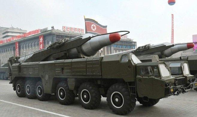 Photo of EU advierte que Corea del Norte está acelerando lanzamiento de misil nuclear