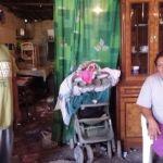 Pobreza a las faldas del Cerro de Arandas