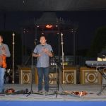Presentación de Hake-Umu Folclórico en la Jornada Cultural del Día de Muertos
