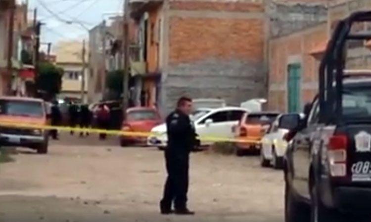 """Photo of Asesinan al """"Wini"""" en la colonia Distrito Federal, en Irapuato; 9 asesinatos en una semana"""
