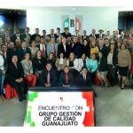 """Integrantes del programa """"Gestión de Calidad por Guanajuato"""" visitaron el Comité Ejecutivo Nacional (CEN)"""
