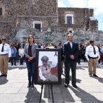 """Con honores despiden autoridades municipales a """"Crucito"""", ejemplo de servidor público"""