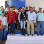 50 familias de 14 comunidades beneficiadas con los huertos familiares