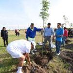 """Cierra campaña """"Sembremos Conciencia"""" con más de diez mil árboles plantados"""