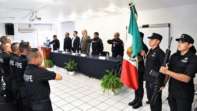 Photo of Se gradúan 16 elementos como Técnico en Policía Municipal Preventivo