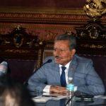 """Regidor se """"pelea"""" con alcalde de Irapuato en cabildo, por el tema de la inseguridad"""