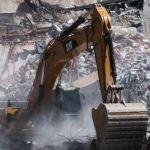 Inicia demolición de inmuebles dañados por el sismo en la CDMX