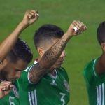 Con puño en lo alto, México homenajeó a sus héroes