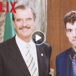 Vicente Fox se estrena como actor en Club de Cuervos (Video)
