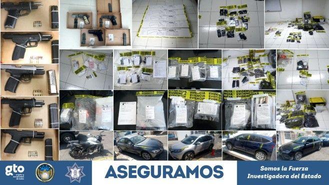 """Photo of Detienen a banda de """"asesinos"""" en Celaya; al menos 15 homicidios"""