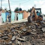 Lleva Larisa Solórzano más obras de infraestructura vial a comunidades rurales