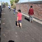 Con obras de infraestructura social Pueblo Nuevo avanza por el rumbo correcto