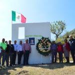 Conmemoran el   bicentenario luctuoso de Francisco Xavier Mina