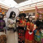 Fortalecen tradiciones en Celaya por Día de Muertos