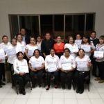 """Clausuran curso de """"Cocina Internacional"""" en Centro Impulso de Cuerámaro"""