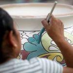 Artesanos de Guanajuato pioneros en mostrar la Artesanía Mexicana en Global Village de Dubái