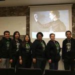 Conmemoran a Marie Curie estudiantes de la ENMS Guanajuato