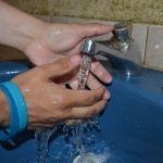 El lavado frecuente de manos previene el cólera