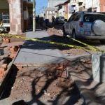 Hallan cráneo durante obras en centro de Huanímaro