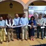 Realizan entrega de acciones y supervisión de obras en el Centro Histórico de Huanímaro