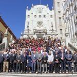 Celebra comunidad universitaria 50 años de la Licenciatura en Relaciones Industriales