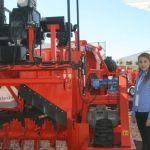 Multiprocesadoras de composta en la Expo Agro