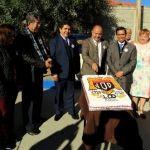 """Escuela primaria """"Josefa Ortiz de Domínguez"""" festeja 100 años de fundación"""