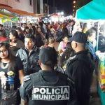 Prevén seguridad en Barrios y fin de año