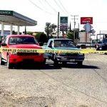 Asesinan a balazos a tres hombres en gasolinera en la Pénjamo-Abasolo