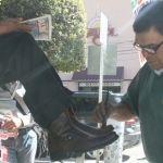 """""""Amabilidad, música y bola a los zapatos"""": Juan Ruiz"""