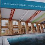 Se coloca 1ra piedra de Centro de Rehabilitación