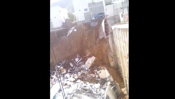 Photo of Derrumbe en Monterrey deja un muerto y varios heridos