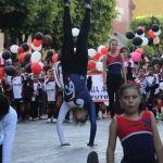 Conmemoran 107 aniversario de la Revolución Mexicana
