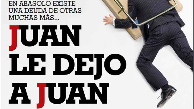Photo of Juan le dejo a Juan, y Juan a Abel y Abel a Samuel: Deudas millonarias en Abasolo