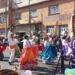 Conmemoran 107 aniversario de la Revolución Mexicana con tradicional desfile