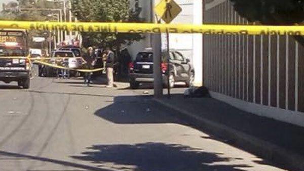 Photo of Triple asesinato en calle Casimiro Liceagade Irapuato