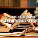 Los estudiosos, los medio estudiosos y los que no estudiaron: diputados de Guanajuato