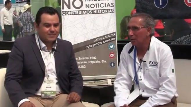 Photo of Expo Agroalimentaria de las más rentables en el mundo: Gustavo García Balderas