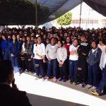 Llevan Feria de Prevención a la Secundaria Virgilio Uribe