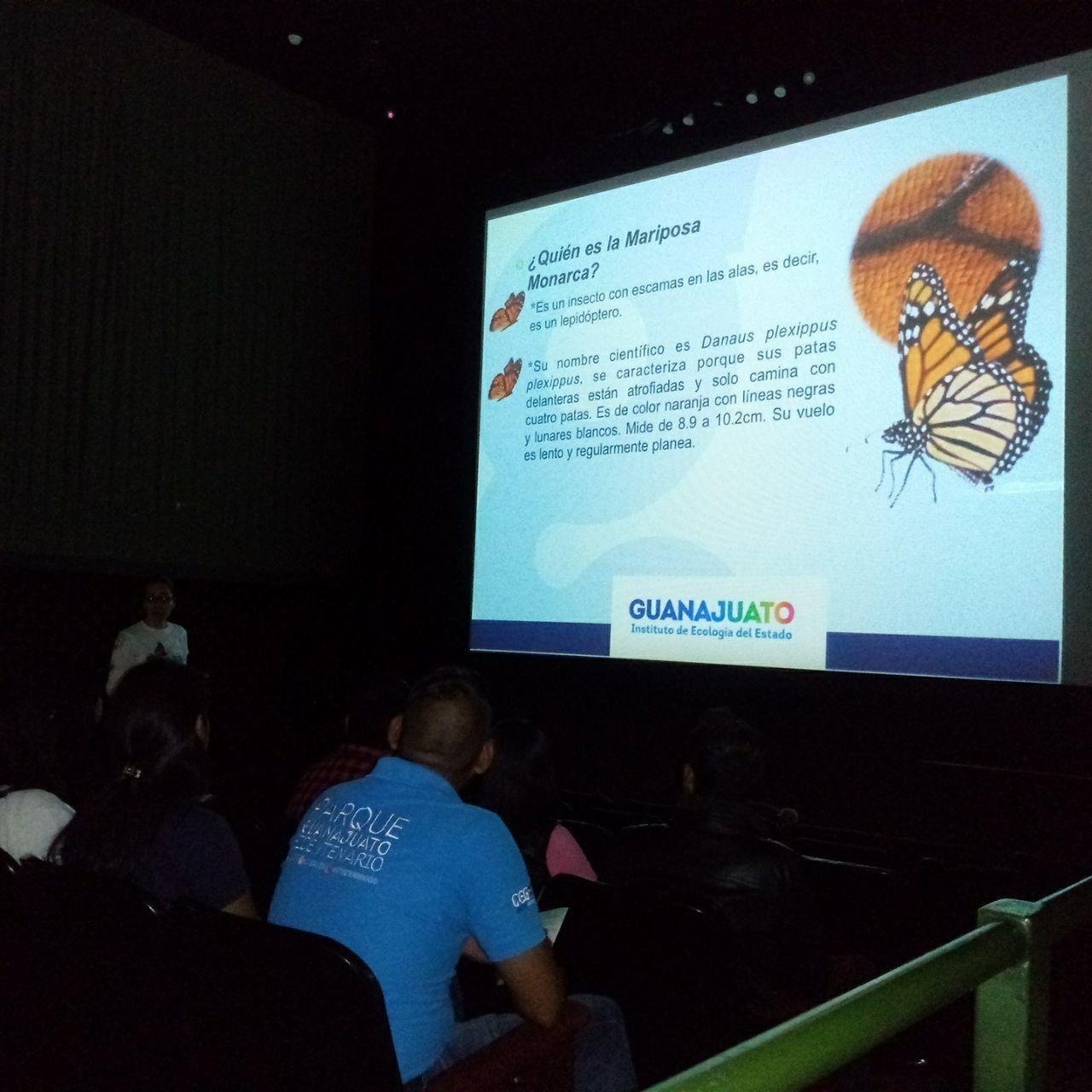 Photo of Suma Instituto de Ecología a Parque Guanajuato Bicentenario en el monitoreo de la mariposa monarca