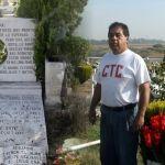 """""""Siento como si mi padre estuviera vivo"""": Ernesto Ortiz"""