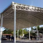 Infraestructura educativa y deportiva de calidad para Plantel SABES