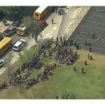 Balacera en primaria; reportan cinco muertos