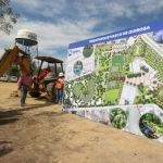 Avance del 60% en Mega parque; falta campaña de reforestación