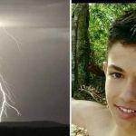 Muere adolescente alcanzado por un rayo durante partido de futbol