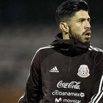 """Sin """"Chucky"""" Lozano ni Oribe Peralta, México va con línea de cinco contra Polonia"""